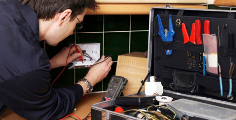 PAH Electrical Contractors | Domestic Electricians in Kent
