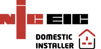 Registered NICEIC Domestic Installers