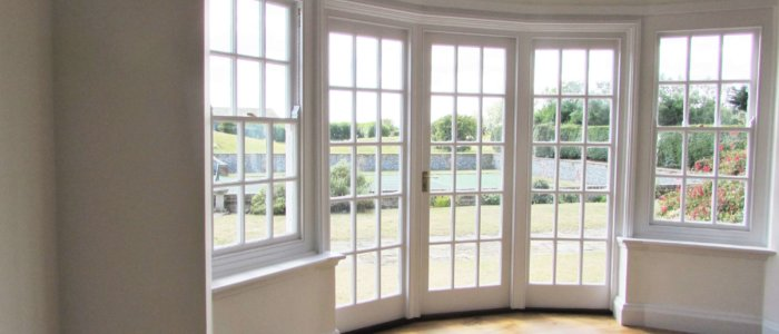 Bay window – after