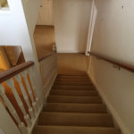 Staircase – before