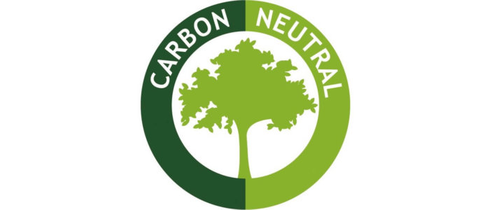 We are going Carbon Neutral!